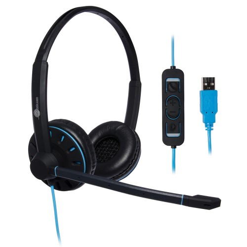 Computer Headsets (USB)